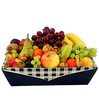 Incredibly Smart Small Fruits Gift Basket<br>