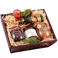 Luscious Full Of Love Gift Basket <br>