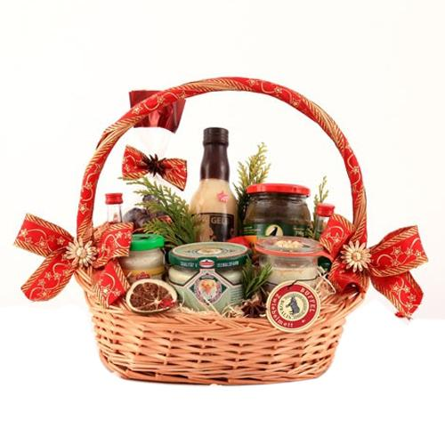 Artistic Party Everlasting Gift Basket <br>
