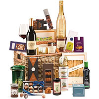 Mesmerizing Enjoy Great Food Gift Hamper<br>
