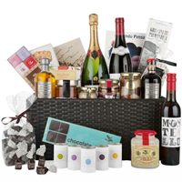 Dynamic All About Wishes Gift Basket<br>