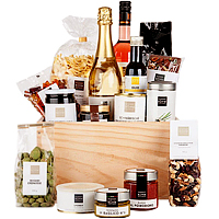 Gorgeous Heavenly Moments Classic Gift Basket<br>