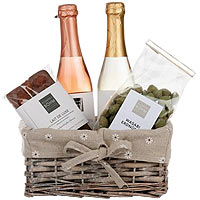 Artistic Royal Decadence Gift Basket<br>