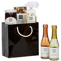 Exquisite New Year's Signature Gift Basket of Assortments