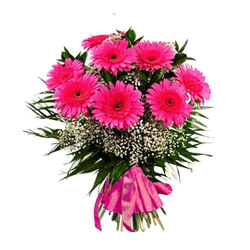Elegant Pink Flower Bouquet