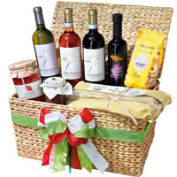 Incredibly Smart Many Thanks Gift Basket of Assortments<br>