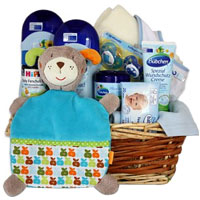 Beautiful Special Basket Full of Assortments