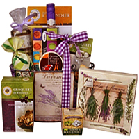 Welcoming Better Celebration Gift Basket<br>