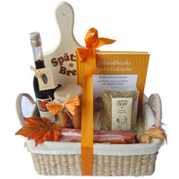 Angelic Connoisseur Gourmet Gift Basket<br>