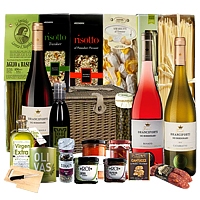 Precious Well Seasoned Gift Basket of Assortments<br>