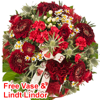 Cherished Expression of Love Floral Bunch<br>