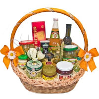 Spreewald Gift Basket for