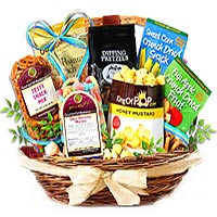 Captivating Medium Sized Sweets Hamper for